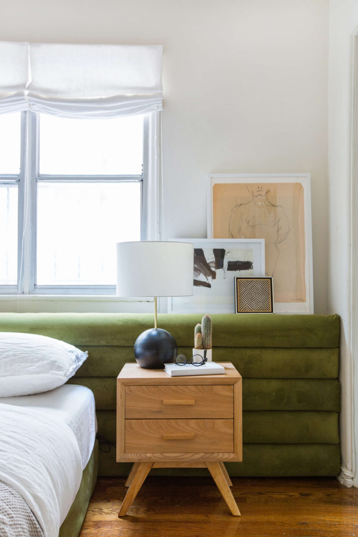 2018 Fall ORC Ashley's Eclectic Modern Master Bedroom Week 1